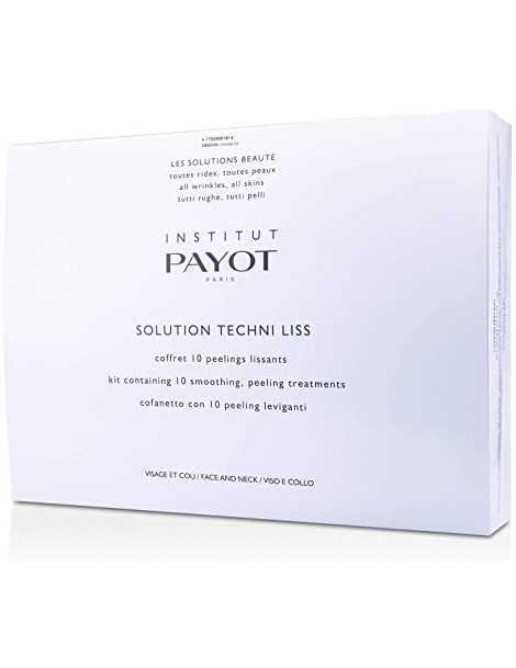 Coffret - Solution Techni Liss 10 soin