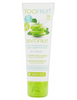 DENTOFRUIT Dentifrice doux